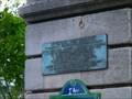 Image for Plaque General Émile Lemonnier - Paris, France