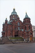 Image for Uspenski Cathedral - Helsinki, Finland