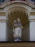 Image for Panna Marie - Sezimova, Nusle, Praha, CZ