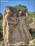 Image for Arsameia stele - Arsameia on the Nymphaion, Kocahisar (Adiyaman province, Turkey)