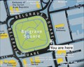Image for You Are Here - Belgrave Square, London, UK