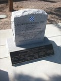 Image for US Army 3rd Infantry Memorial - Boulder City, NV