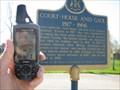 "Image for OHP - Niagara - Niagara-On-The-Lake - ""Court-House and Gaol"""