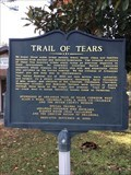 Image for Trail of Tears, Sevier County, Arkansas
