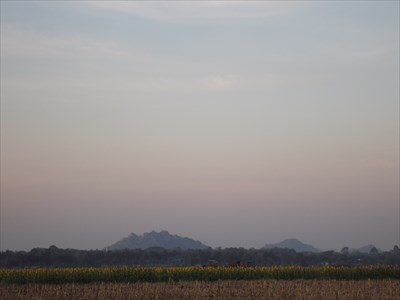 From Lopburi, on the way to Ang Sub Lek and the monastery.