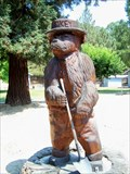Image for Sunshine Station Smokey Bear Statue