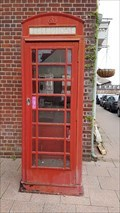 Image for Payphone - Earsham Street - Bungay, Suffolk