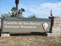 Image for CASTILLO de SAN MARCOS-St Augustine, FL