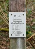 Image for 109 m ü. NN - Langensee Großwelzheim — Karlstein am Main, Germany