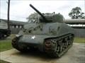 """Image for M4 """"Sherman"""" Tank - Fort Stewart - Hinesville, GA"""