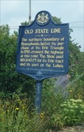 Image for Old State Line - McKean, PA