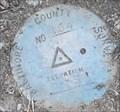 Image for Baltimore Co. Survey Control No. GIS-154 - Randallstown, MD