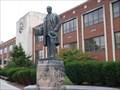 Image for Paul W Litchfield statue - Akron, Ohio