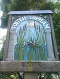 Image for Village sign - South Lopham, Norfolk