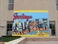 Image for Greetings from Galveston Texas - Galveston, TX
