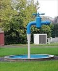 Image for Schwebender Wasserhahn - Grevenbroich, NRW [GER]