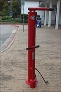 Image for Bicycle Repair Station - Emily Fowler Central Library - Denton, TX, USA