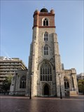 Image for St Giles-without-Cripplegate - London, England, UK