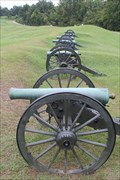 Image for Battery DeGolyer -- Vicksburg NMP, Vicksburg MS