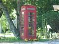 Image for Virginia Street Telephone Box - Dunedin, FL