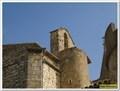 Image for Le clocher arrière - L'Église Saint-Julien-et-Sainte-Basilisse, aux deux clochers