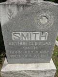 Image for Arthur Clifford Smith - Allen Cemetery - Allen, TX