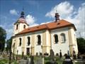 Image for kostel sv. Františka Serafinského, Starý Knín, Czech republic