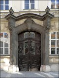 Image for Dvere / Doors Obvodni soud, Praha, CZ