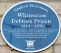 Image for Whitecross Debtors Prison - Whitecross Street, London, UK