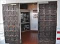 Image for McDonalds Hamburger University Doors ~ Downey, California