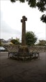 Image for Combined WWI / WWII memorial cross - Park Walk - Shaftesbury, Dorset