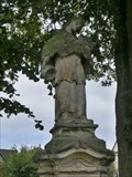 Image for St. John of Nepomuk // sv. Jan Nepomucký - Tatenice, Czech Republic