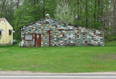License Plate House