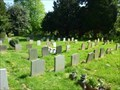 Image for Churchyard, St. Mary the Virgin, Kempsey, Worcestershire, England