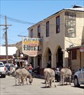 Image for Durlin Hotel, Route 66, Oatman, Arizona, USA.