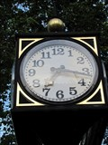 Image for Simsbury Town Hall Clock - Simsbury, Connecticut