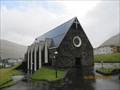 Image for Christianskirken - Klaksvig, Faroe Islands
