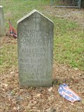 Image for Unknown Soldier - Camp Captain Mooney Cemetery - Jacksonville, FL