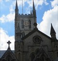 Image for Southwark Cathedral - Bell Tower - London, Great Britain.