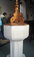 Image for Baptismal Font - St.Michael's Church, The Street, Rendham, Suffolk IP17 2AG