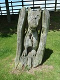 Image for Wooden Griffin - Bosworth Battlefield Heritage Centre - Sutton Cheney, Leicestershire