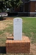 Image for Hugh Bradley Monument -- Warren AR