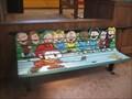 Image for Snoopy Bench - Santa Rosa, CA