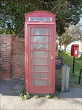 Image for Red Telephone Box - The Street - Bramfield, Suffolk