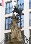Image for Schneidersfrau im Heinzelmännchenbrunnen - Köln - NRW - Germany