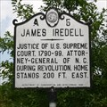 Image for James Iredell, Marker A-5