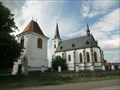 Image for TB 1418-23.0 Veliká Ves, kostel