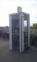 Image for Telefonzelle am Strand - Borkum, Niedersachsen, Deutschland
