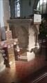 Image for Pulpit - St John the Baptist - Harleston, Norfolk