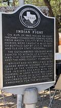 Image for Buffalo Gap Indian Fight - Buffalo Gap, TX